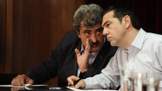 Ποιός είναι πιό ισχυρός στον ΣΥΡΙΖΑ; Ο Τσίπρας ή ο Πολάκης;