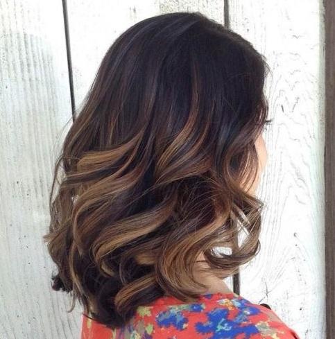 Hoy en día el pelo balayage es una mirada de must,try para el cabello de cualquier color, longitud y textura. Usted puede personalizar el aspecto,