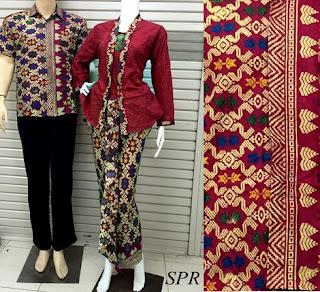 gambar setelan baju batik