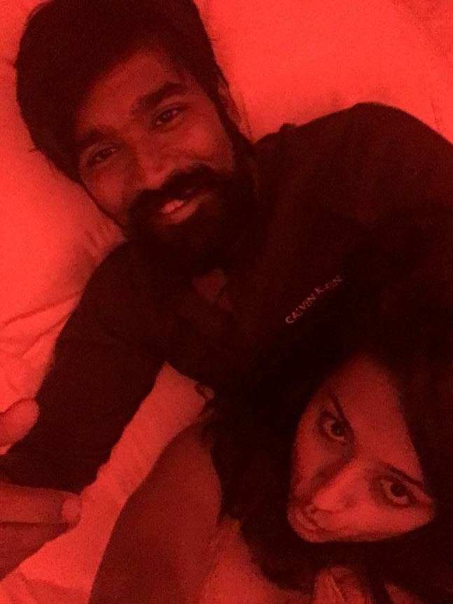 Earlier it was Big Brother Rana Daggubati with Trisha LEAK - Now, Baby Brother Abhiram