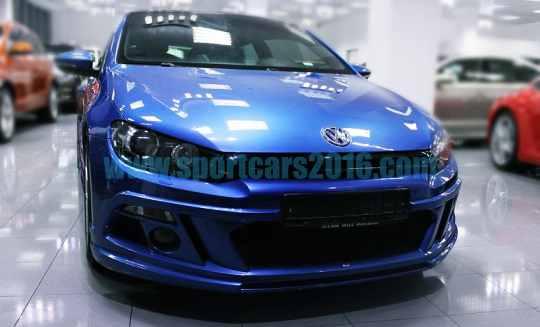 2017 VW Scirocco Price
