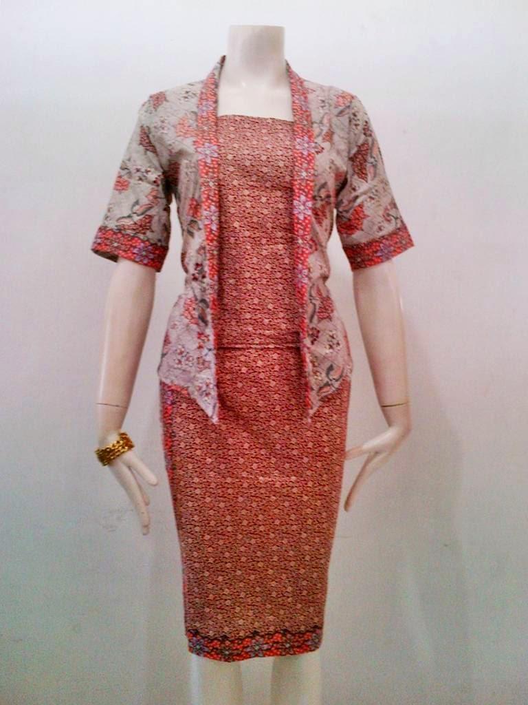 Model Baju Batik Terbaru RnB Nowela Series