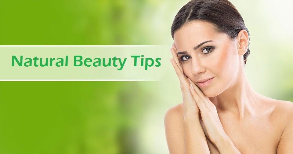 Free Natural Beauty Tips