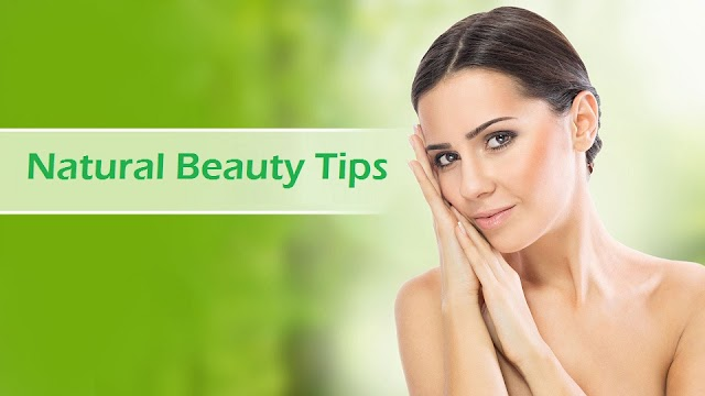 Free Natural Beauty Tips