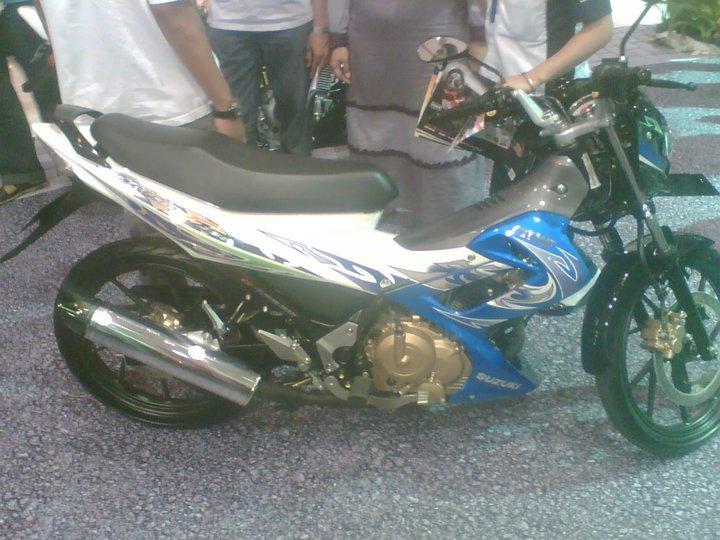Motorcycle Review's: The New Suzuki Satria F 150 Cc 2012