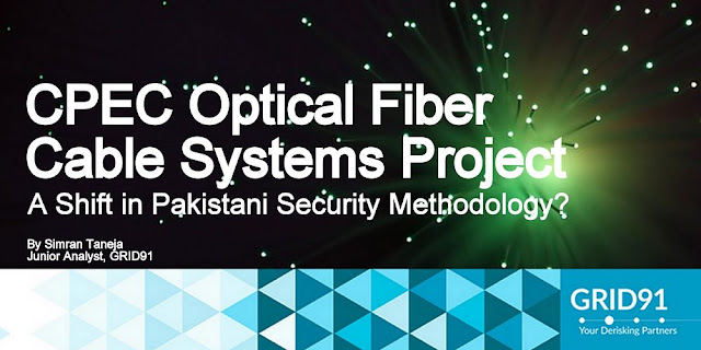 CPEC Optical Fiber Cable Systems Project: A Shift in Pakistani Security Methodology?