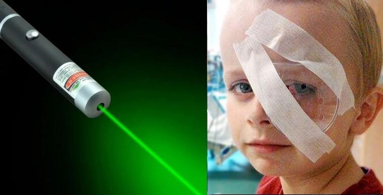 Έφοδοι των Αρχών σε μαγαζιά με στυλό λέιζερ, μετά το περιστατικό της απώλειας όρασης του 9χρονου στον Βόλο