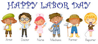 Happy labor day 2019 image
