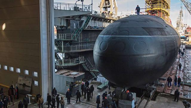 """kontrak untuk pasokan kapal selam Indonesia di Proyek 636 """"On the track"""""""