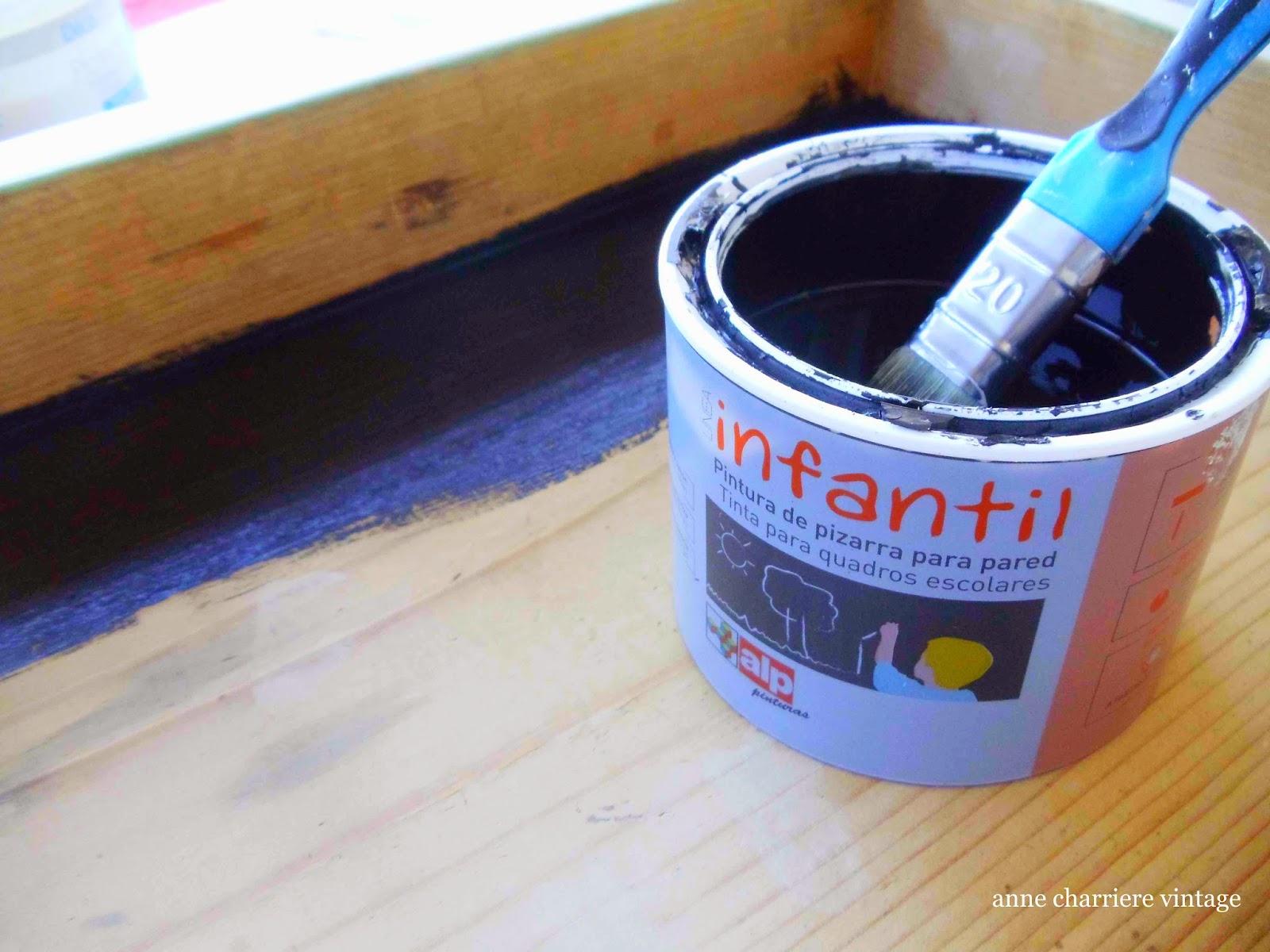 www.annecharriere.com, anne charriere vintage, reutilizar cajas y cajones,