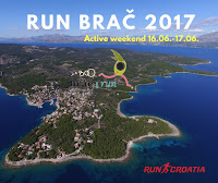 Run Brač 2017 Selca Povlja Sumartin slike otok Brač Online