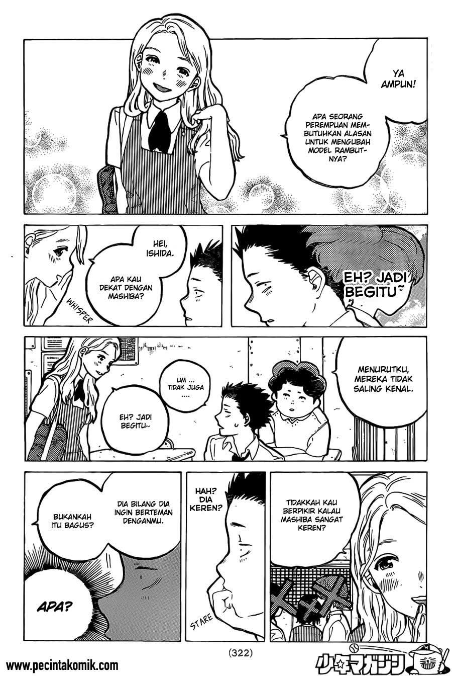 Koe no Katachi Chapter 24-11