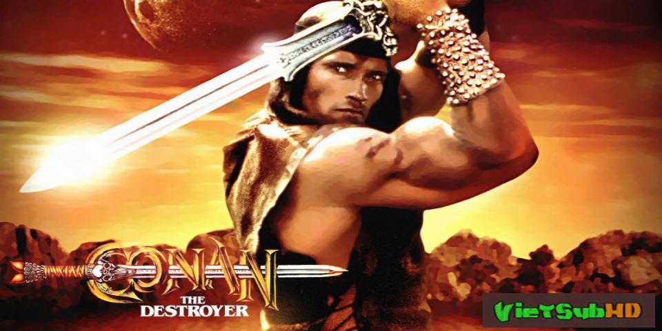 Phim Người Hùng Conan Trailer VietSub HD | Conan the Destroyer 1984