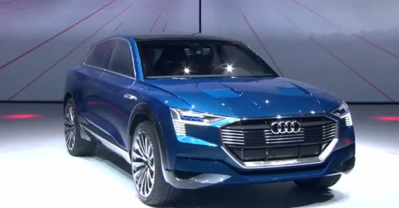 Audi Konsestrasi Kembangkan Mobil Listrik