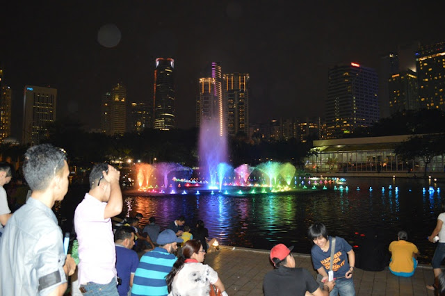 teman klcc sebagai tempat wisata anak di malaysia