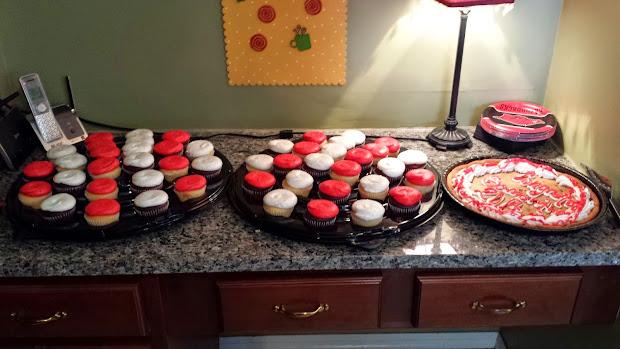 Walmart Bakery Cookie Cakes