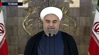 Iran TV Censors Rouhani Documentary Ahead Of Elections