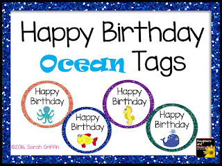 https://www.teacherspayteachers.com/Product/Happy-Birthday-Tags-Ocean-2596342