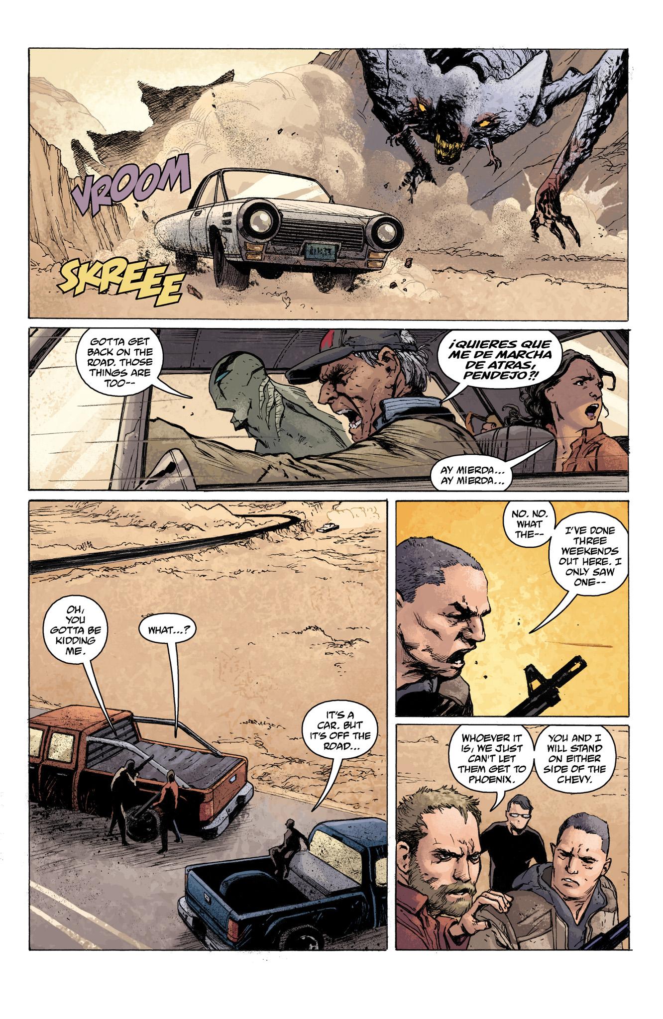 Read online Abe Sapien comic -  Issue #7 - 14