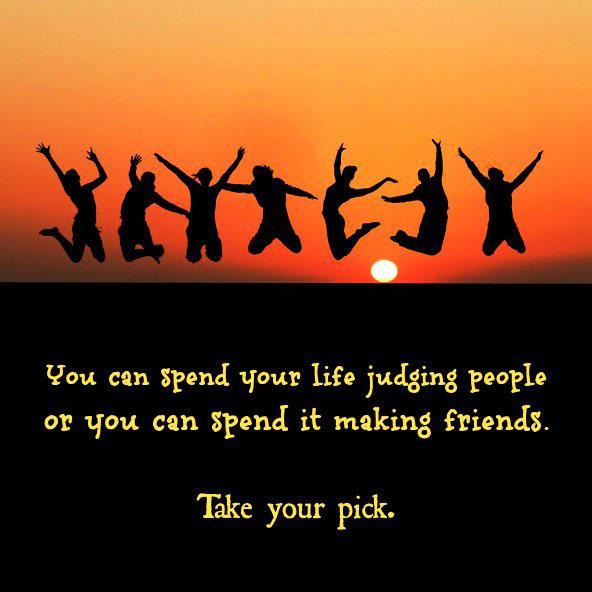 Making Good Friends