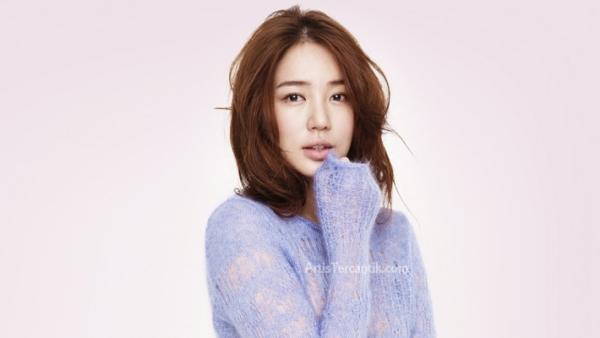 Model Korea Selatan Tercantik Yoo Eun Hye