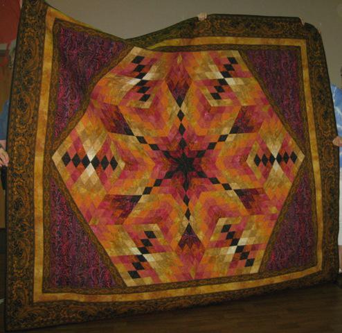 Florentine Quilt Free Pattern