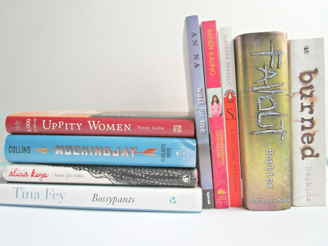 Favorite Books from Courtney's Little Things