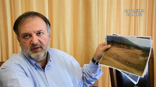 Τ. Χειβιδόπουλος: Κάναμε οτι ηταν απαραίτητο για τον καθαρισμό των ρεμάτων (βίντεο)