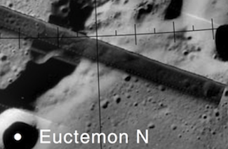 UFO Bases On Moon: NASA