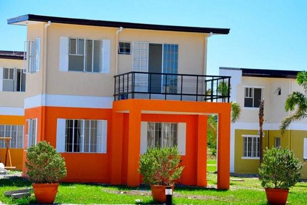 1060+ Gambar Rumah Berdasarkan Warna Terbaik