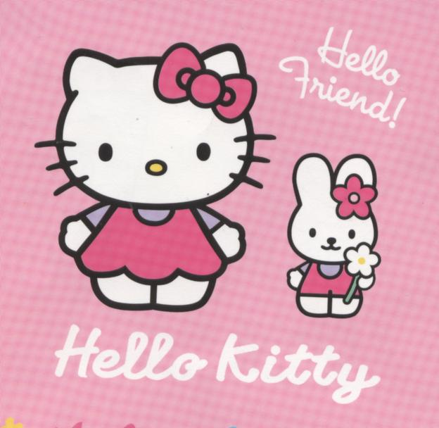 Gambar Kartun Hello Kitty  Gambar Pemandangan