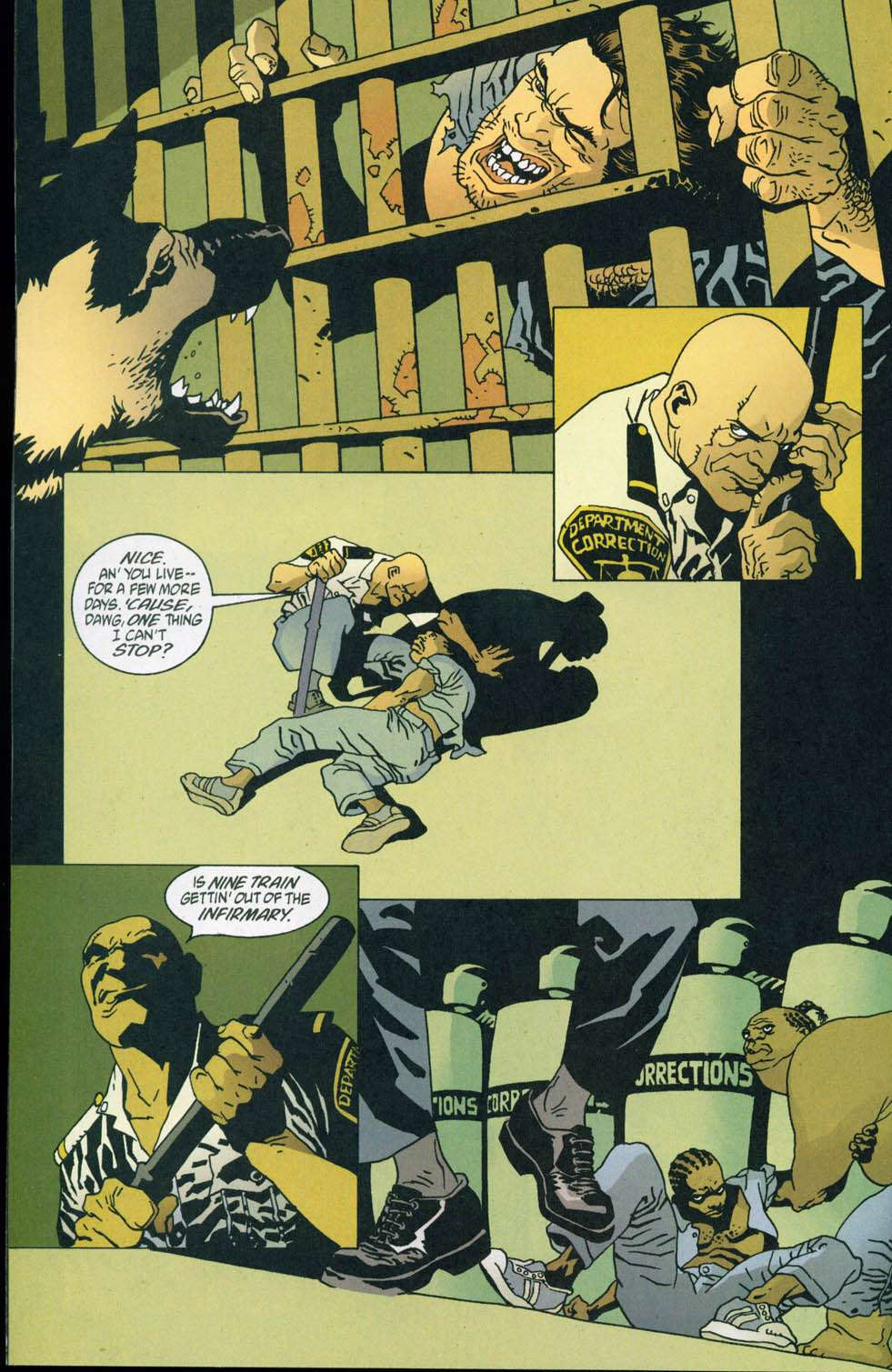 Read online 100 Bullets comic -  Issue #44 - 21