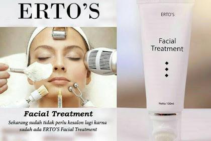 Harga Ertos Facial Treatmen BPOM