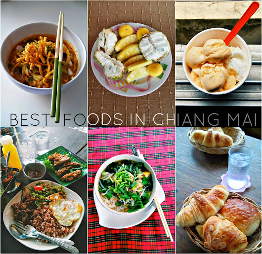 Market of Eden: Best Foods in Chiang Mai & Where To Find Them