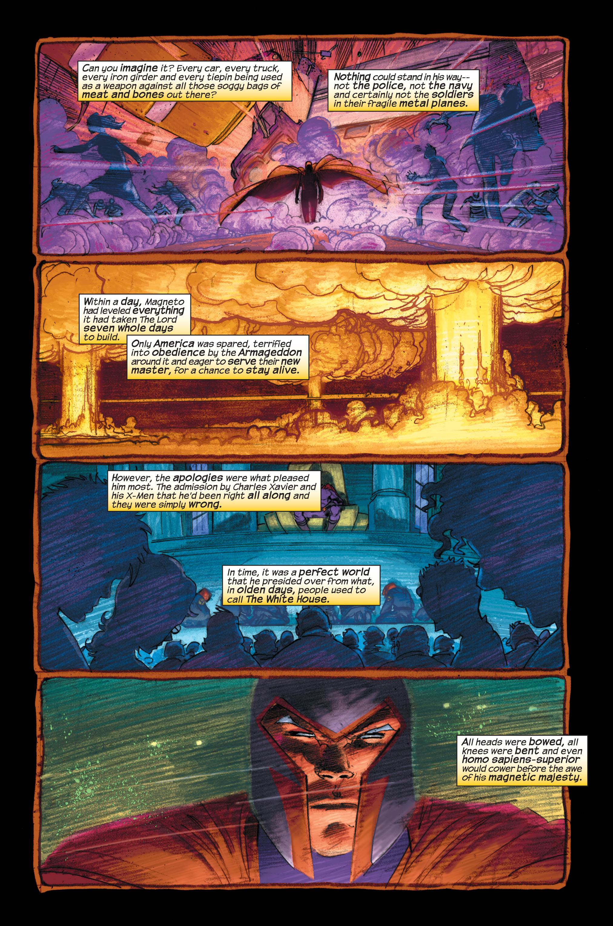 Read online Ultimate X-Men comic -  Issue #33 - 5