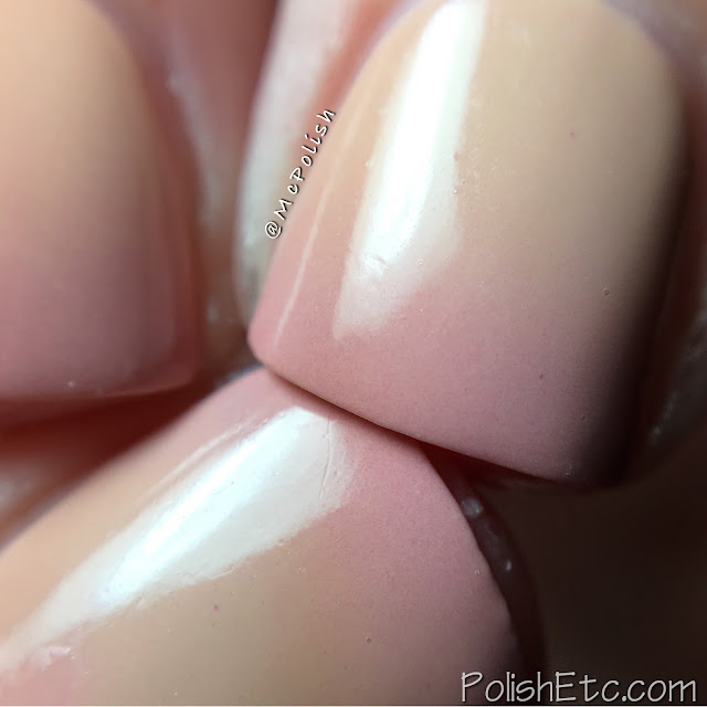 Takko Lacquer - Sweet Cheeks - McPolish
