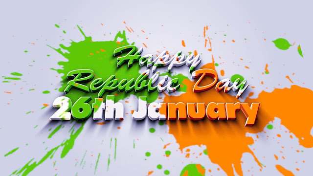 Happy Republic Day 2018 Images, GIF Pictures, HD Wallpapers