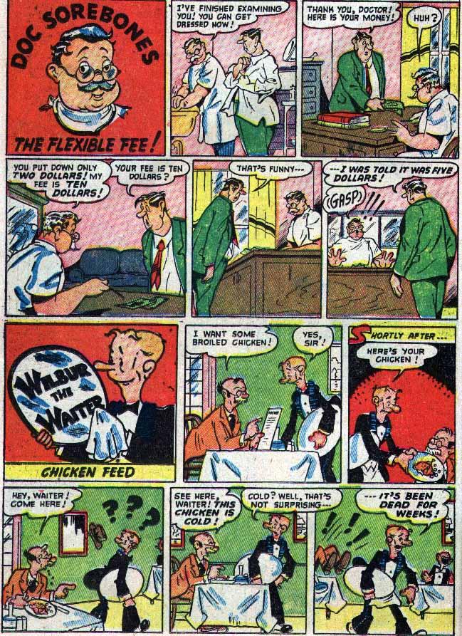 Read online WHIZ Comics comic -  Issue #154 - 22