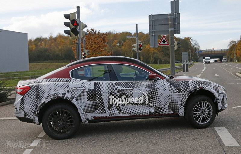 2015 maserati levante Παντοδύναμο SUV με 510 ίππους ετοιμάζει η Alfa Romeo!