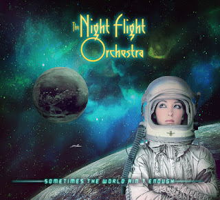 "Το βίντεο των The Night Flight Orchestra για το ""This Time"" από το album ""Sometimes The World Ain't Enough"""
