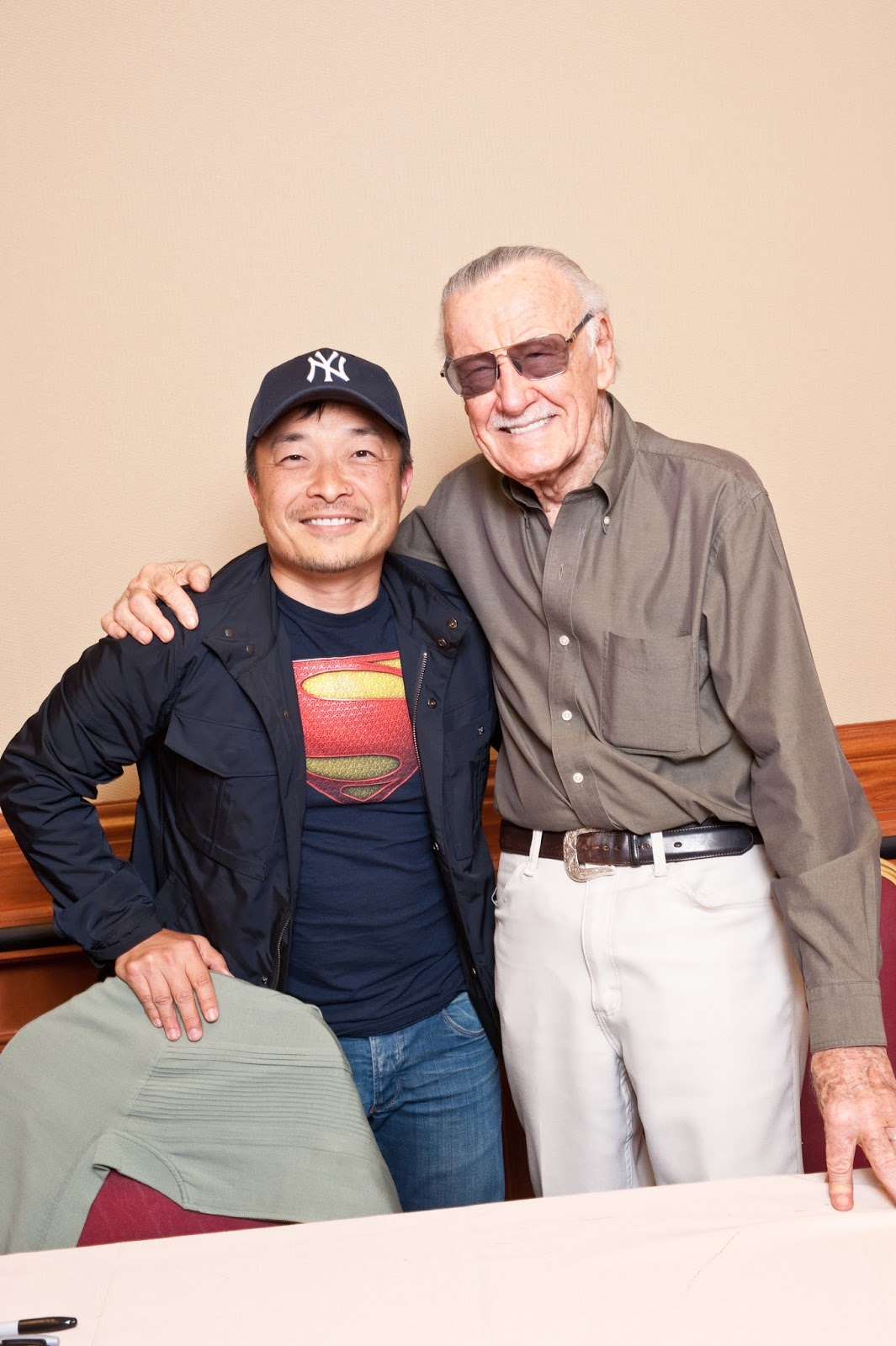 Stan Lee or Jim Lee