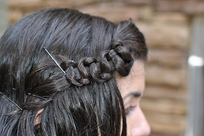 How To: Snake Braid