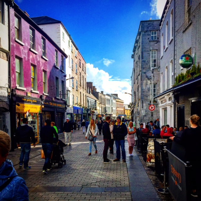 Traveling Vegan: Galway, Ireland
