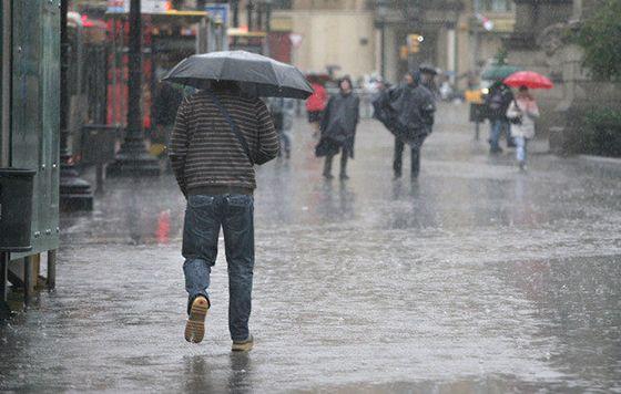 Prepárate prevén lluvias fuertes y granizo en el Valle de México