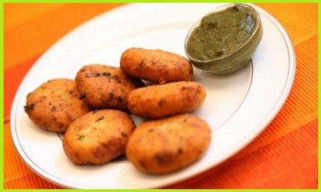 Aloo Tikki For Vrat Recipe
