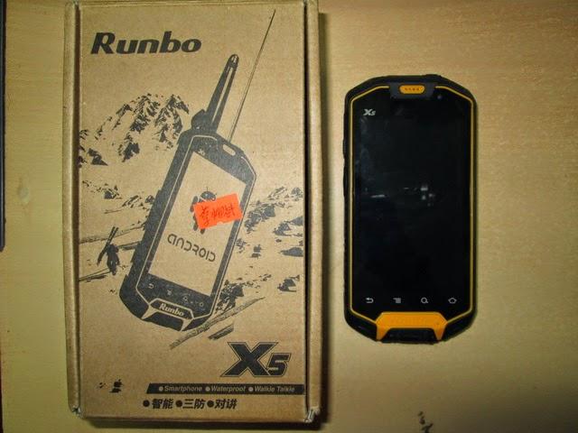 hape outdoor Runbo X5