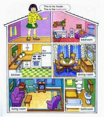 La lechuza dice shhh rooms of the house songs and games - Juegos para 3 personas en casa ...