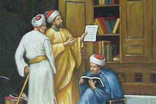 Ilustrasi Ilmuan Islam