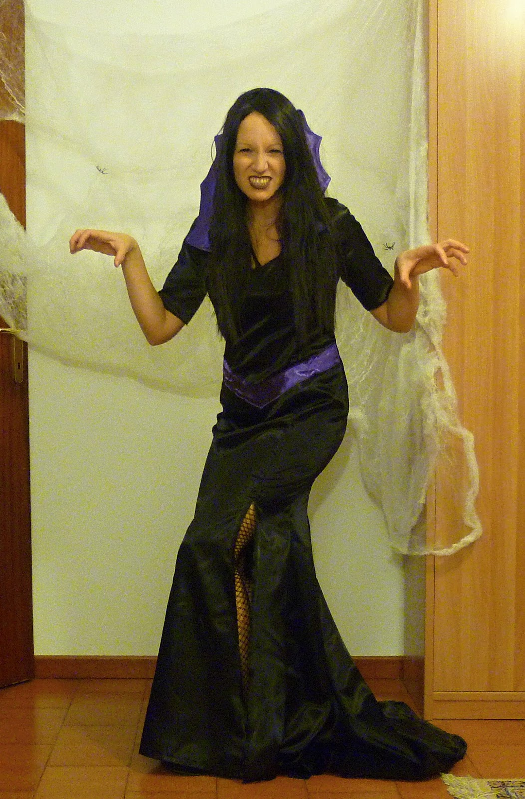 Ben noto Sara Creazioni. e la tua moda diventa realtà: Halloween in casa  VF49