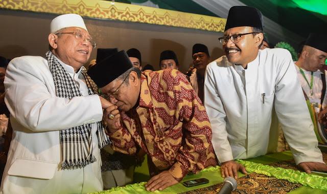 Membela Muru'ah KH Ma'ruf Amin dengan Tanpa Menjadi Sumbu Pendek